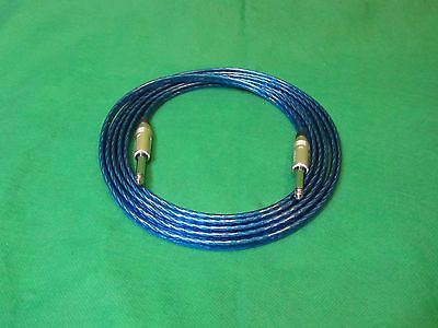 25 FT SAMURAI TRUE 12 Gauge Guitar Amp Speaker Cabinet Cab Lead wire Cable.