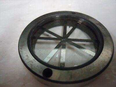 Brunson Ke Optcal Alignment Target Glass