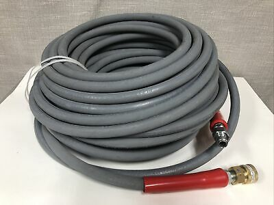 100 Flextral Hot Water Pressure Washer Hose 2 Wire 6000 Psi 38 Super Jet