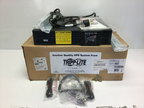 NEW Tripp Lite SU2200RTXL2UA SmartOnline UPS System