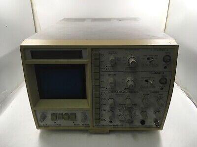 Sencor Sc3080 Oscilloscope Waveform Analyzer