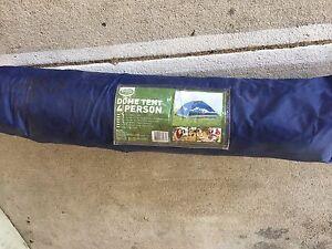 Dome tent 4 person Victoria Park Victoria Park Area Preview