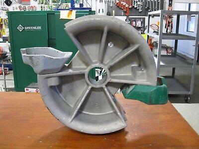 Greenlee 855 Quad Conduit Bender Combo Shoe 112-2 Emtimc Rigid Conduit