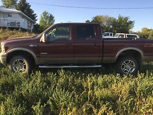 f350 for sale. King Ranch and XLT