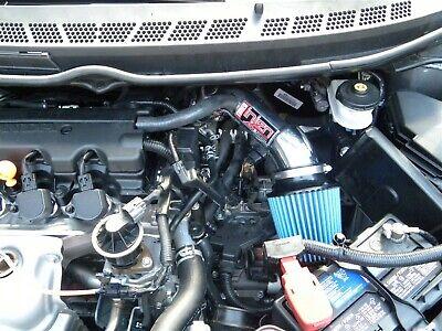 Injen Intakes 01-04 Honda Civic DX//LX//EX//HX Polished Short Ram Intake IS1565P