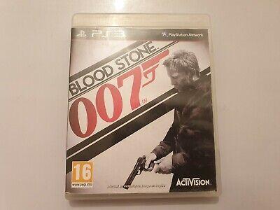 Blood Stone 007 PlayStation 3 (ps3) PAL España COMPLETO  comprar usado  Enviando para Brazil