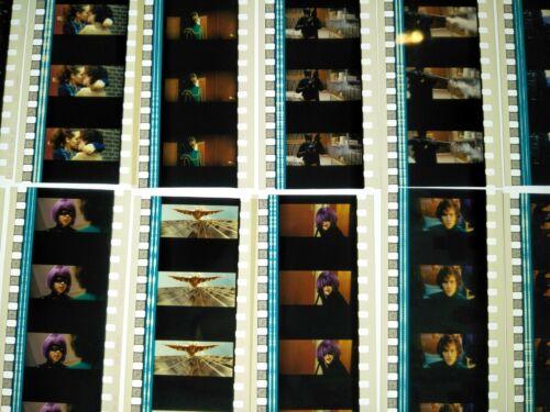 Kick-Ass Movie (2010) 60 x 35mm Genuine Film Cells 12 x Strips Reel Spool (D)