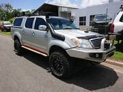 Toyota Hilux 2005 Daulcab Ute Mooroobool Cairns City Preview