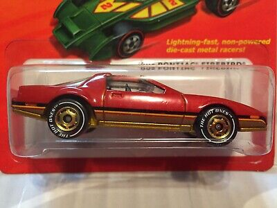 """2011 Hot Wheels The Hot Ones '80s Pontiac Firebird - """"CHASE"""" - FREE SHIPPING"""