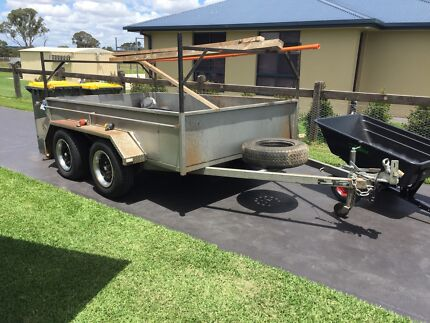 9x6 foot box trailer. Kemps Creek Penrith Area Preview