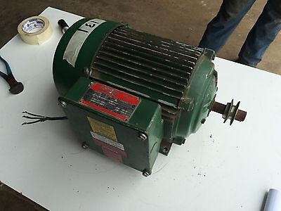 Dayton 2 Hp Electric Motor