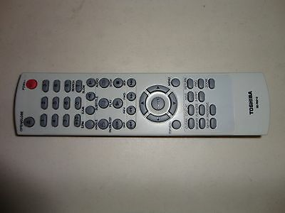 GENUINE OEM TOSHIBA SE-R0213--DVD PLAYER REMOTE CONTROL HTX810T SD3990 SD3990SC