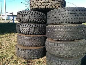 4x4 Rims and Tyres Bowen Whitsundays Area Preview