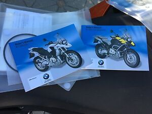 BMW Owners Manuals