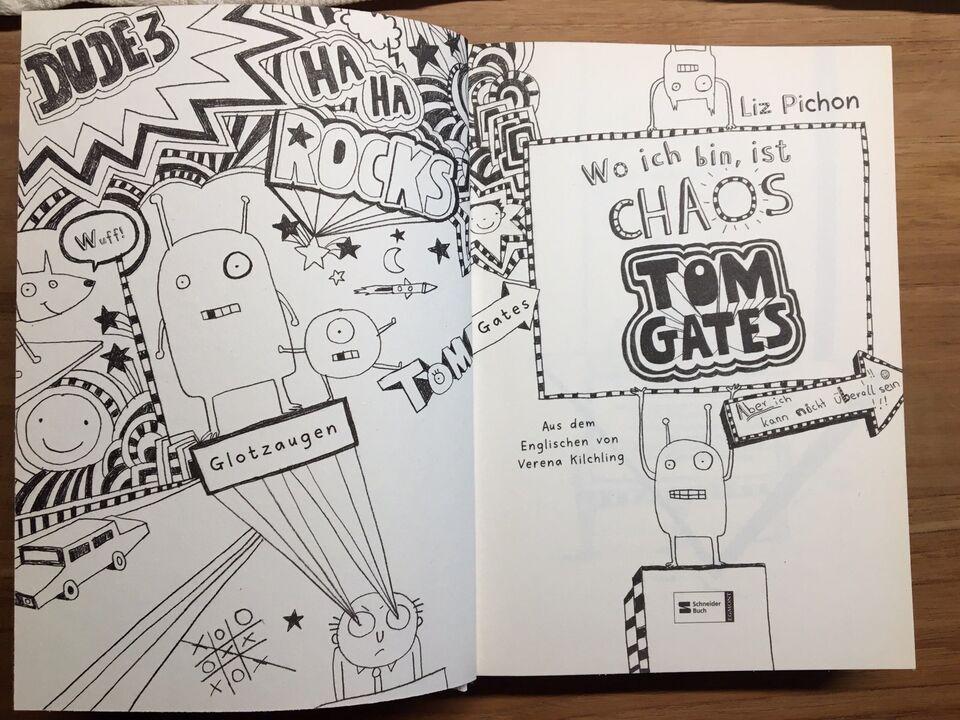 Tom Gates - Ein Comic Roman in Bochum