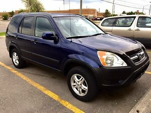 2003 Honda CR-V EX * FULLY CERTIFIED * ETESTED *