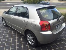 2005 5SP MAN TOYOTA COROLLA LOWERED DVD Melbourne CBD Melbourne City Preview