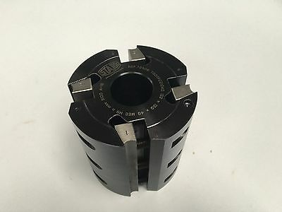 Wadkin Moulding Cutter Block -122 Dia X 40 Bore Z4 X 130mm Wide Vat