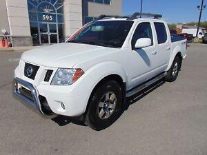 2011 Nissan Frontier PRO-4X*TONNEAU*MARCHE-PIEDS*TOIT*MAGS*4X4*