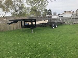 5th wheel trailer project