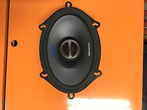 Alpine type S 5x7 speakers