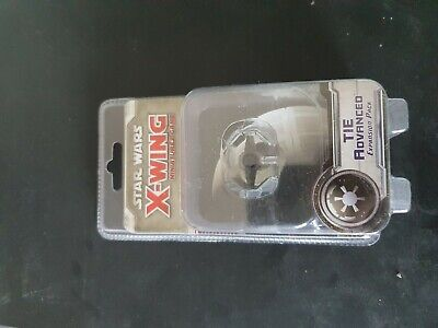 STAR WARS X-WING MINIATURES TIE ADVANCED BRAND NEW **CLEARANCE**