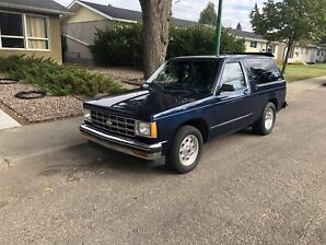 1985 chev Blazer v8 power