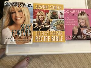 Suzanne Sommers books