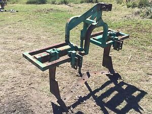 Yeoman tines ripper /cutter bar 3pl Suit tractor /farm . Mount Perry North Burnett Area Preview
