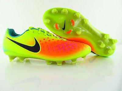 Nike Magista Opus II FG Fußballschuhe Volt Soccer UK_12 US_13 Eur 47.5 (Fußballschuh Nike 13)