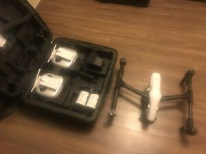 Dji Inspire 1 V.2 10/10 condition never been dropped or crashed