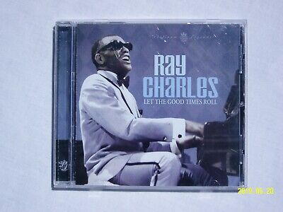 Ray Charles - Let The Good Times Roll (CD, 2004, Warner Bros.) Early Hits