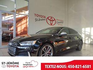 2018 Audi S5 *** SPORTBACK *** 30 000 KMS ***