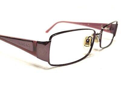 Versace Mod1110 1178 Women's Purple Modern Rx Designer Eyeglasses Frames (Versace Designer Eyeglasses)
