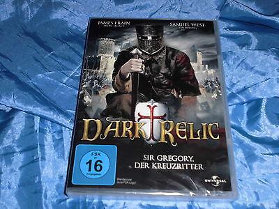 FANTASY, DARK RELIC , Der Kreuzritter , Dämon - Ritter / Film ,DVD  ovp.