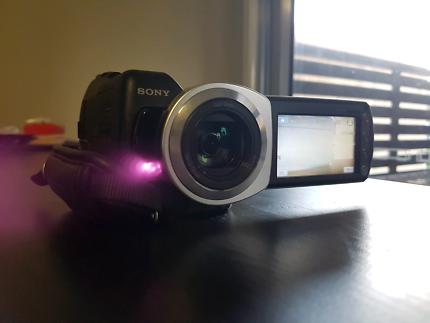 Sony Handycam DCR-PC7E Operating Instructions Manual