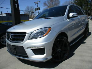 2015 Mercedes Benz M-Class ML63 AMG 4MATIC ~ CANADIAN VEHICLE ~