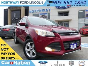 2016 Ford Escape SE | REAR CAMERA |HEATED SEATS |BLUETOOTH| AWD