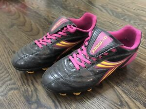 Size 4 soccer cleats