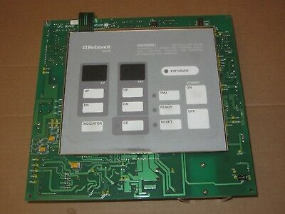 Asahi Belmont X-calibur Ex-1000 208-01730e Dental X-ray Pcb Circuit Board Cpu