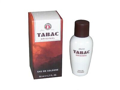 Tabac Original Eau de Cologne 50 ml Splash Herren Parfum Neu OVP - 50 Ml Splash