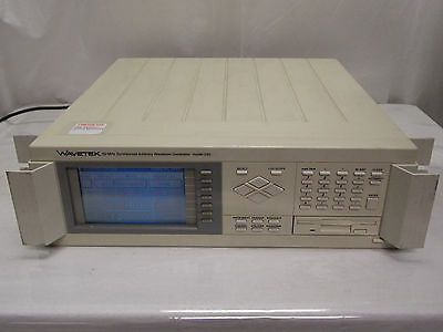 Wavetek Model 295 Synthesized Arbitrary Waveform Generator W Module 295-001