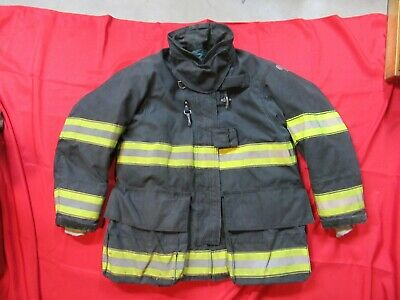 Mfg 2010 Globe Drd Gxtreme 42 X 32 Firefighter Turnout Bunker Jacket Fire Fdny