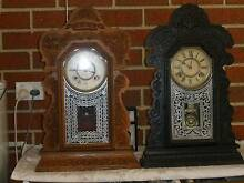 2 ANSONIA COTTAGE CLOCK MADE IN USA IN WORKING ORDER Berwick Casey Area Preview