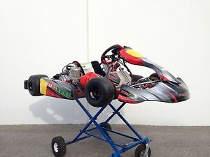 ITALKART-SUPERSONIC-V-TM-ICC-125-SHIFTER-KART-tony-kart-birel-crg