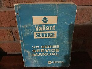 Valiant Workshop Manual Ballarat Central Ballarat City Preview