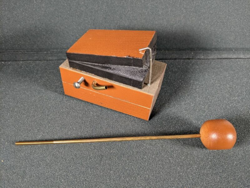Player Piano INC. Pneumatic Air Bellows Glockenspiel Percussion Mallet NOS NEW