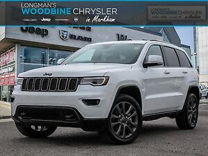 2016 Jeep Grand Cherokee  75th Anniversary Package