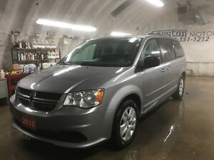 2015 Dodge Grand Caravan SXT***Pay $69 Weekly with $0 Down!!!