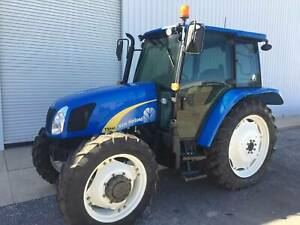 2011 New Holland T5040 Cab Tractor Waikerie Loxton Waikerie Preview